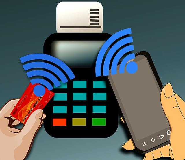 Apple Pay funktionier mit dem kontaktolsen NFC