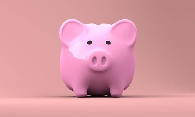 Durch den Kontowechsel wandert mehr ins Sparschwein
