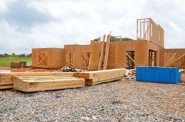 Erfolgreicher Hausbau mit guenstiger Baufinanzierung dank Vergleich