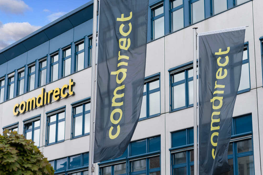 Comdirect Zentrale in Quickborn - Erfahrungen mit der comdirect