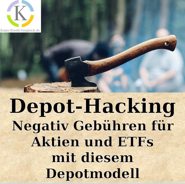 Depot Hacking. Prämien für Aktien und ETF Käufe vom Broker erhalten.