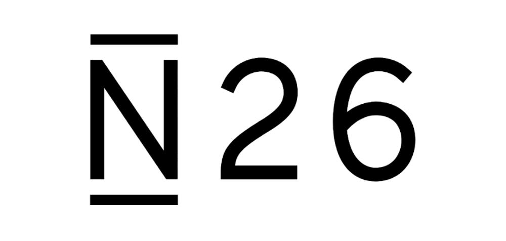 Durch Klicken auf das N26 Logo gelangst du direkt zur N26 Bank!