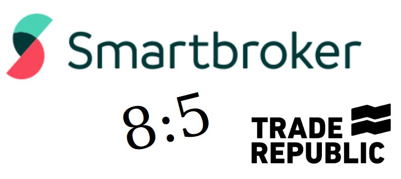 Smartbroker vs Trade Republic: Ergebnis