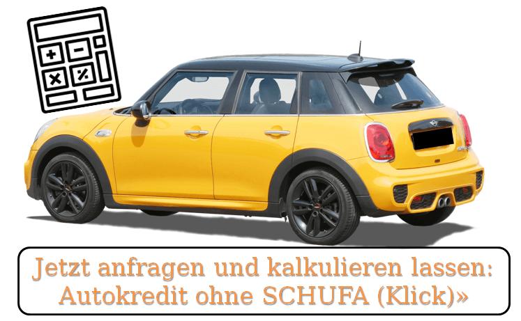 Wo kann ich ein Auto kaufen mit negativer SCHUFA? - Jetzt anfragen und kalkulieren lassen: Autokredit ohne SCHUFA!