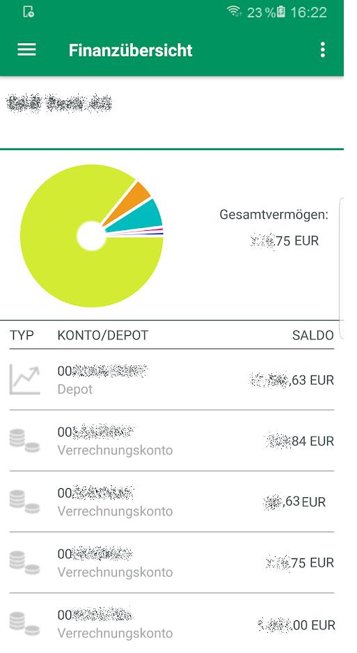 """Nur zum Gucken: Die App DAB B2B Endkunden ermöglicht das Einsehen der Konten und Depots beim Smartbroker. Für das Aufgeben von Orders über App müssen Smartbroker Kunden die geplante """"echte"""" App in Q1 2020 abwarten."""