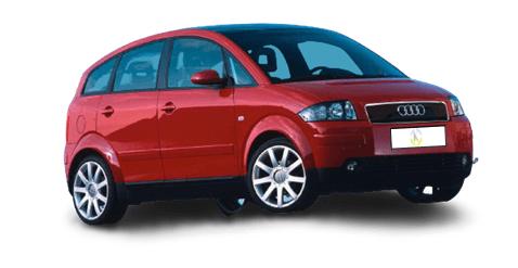 Ein Audi A2 Diesel ist eine günstige Antwort auf die Frage Was kostet ein Kleinwagen im Monat?