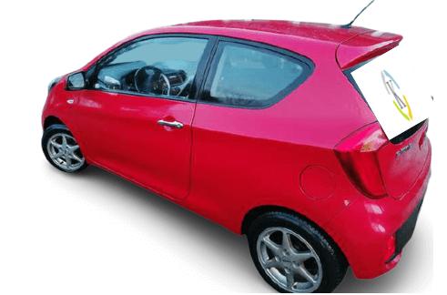 Was kostet ein Kleinwagen im Monat? Ein Kia Picanto ist klein und erschwinglich!