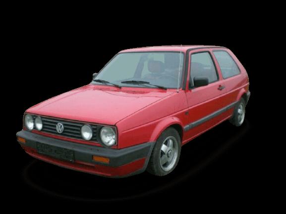 VW Golf 2 (1988)
